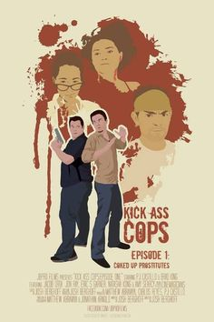 Kick Ass Cops - Episode 1: Coked Up Prostitutes  One perp. Two detectives. Three dead hookers. You do the math. #Comedy #ShortFilm #IndieBoogie