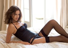 Intimissimi | More Photos, Pictures of Irina Shayk here: http://sportsillustrated ...