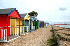 Calshot, Hampshire, UK To book go to www.notjusttravel.com/anglia Hampshire England, Back In Time, Day Trips, United Kingdom, To Go, Cabin, House Styles, Book, Places
