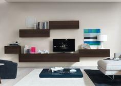 moderne schrankwände - möbelstück für jeden raum   jacco❤meubelen, Wohnzimmer dekoo