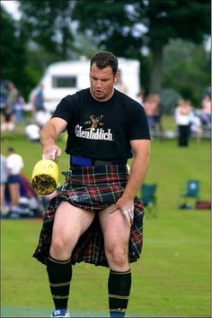 The reason I love the Highland Games
