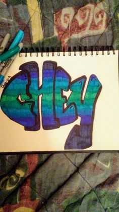 My Nickname Chey Done In Graffiti 🎨✔ Fallout Vault, Graffiti, Artwork, Fictional Characters, Work Of Art, Graffiti Illustrations, Fantasy Characters, Graffiti Artwork, Street Art Graffiti