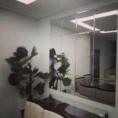 Montagem Espelho Bisotê #espelho #vidraçaria #showglass #montagem #espelho #arquitetura #arquiteto #design #decoração
