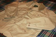 Gokey Pre Orvis Womens Vintage 1970s Tan Hunting Coat Jacket USA XL to XXL  | eBay