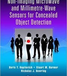 Non-Imaging Microwave And Millimetre-Wave Sensors For Concealed Object Detection PDF