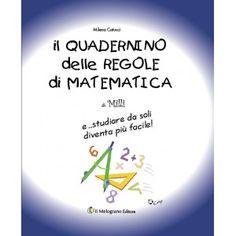Per gli alunni dislessici costituisce un semplice, chiaro, completo ed efficace strumento compensativo. Dettagli qui: http://www.ilmelograno.net/it/i-quadernini-scuola-dislessia/31-il-quadernino-delle-regole-di-matematica.html