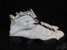 quality design da58a 2bd3f Vtg OG 2010 Nike Air Jordan 6 Rings s sz 4.5y IV Motorsports III IV V XI VI  VIII  Jordan  Athletic  tcpkickz
