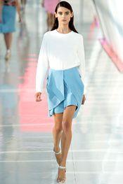 Preen by Thornton Bregazzi -  Pasarela London Fashion Week S/S 2014