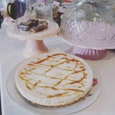 Caramel - Banaan - Chocolade taart gemaakt door ZOET! #Caramel #Banaan #Chocolade #Taart #zoet #zeist #tearoom #lunchroom