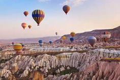 Me encantan, no lo puedo evitar #AirBallons #Turquia