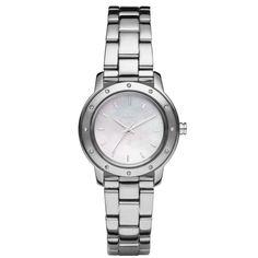 DKNY Women's Stainless Steel Case Steel Bracelet Watch
