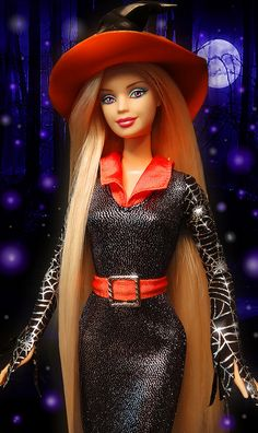 Happy Halloween to all Good Witches !! | Flickr - Photo Sharing!