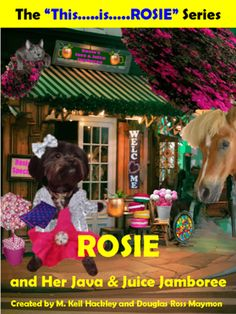 Rosie is a little doggy who learns through the help of her Pals that if you keep trying your dreams will come true. Not to mention she learns the importance of managing her saved up money. The Help, Your Pet, Dreams, Money, Christmas Ornaments, Pets, Holiday Decor, Fun, Pictures