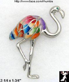 flamingo jewelry - Google Search