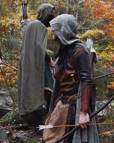Fell and fair. Fantasy Inspiration, Character Inspiration, Character Art, Style Inspiration, Fantasy Armor, Medieval Fantasy, Larp, Rangers Apprentice, Armadura Medieval