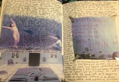 euo:  old journal page