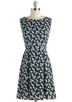 Cuteness on Cue Dress