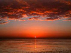 Puget Sound Sunset,  Seattle, WA