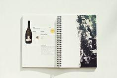 merchandising, editorial / wines of portugal by gen design studio , via Behance
