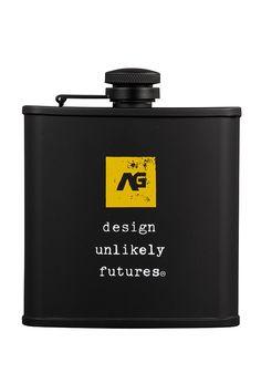 baf8e511144 ANALOG Contraband Flask 2013 - No for Men - Black