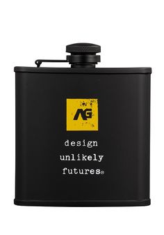 ANALOG Contraband Flask true black. Only 24.95 € at www.planet-sports.com