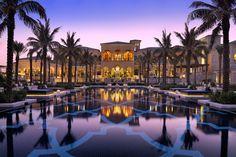bellicima casa de palmeras