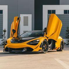 Luxury Sports Cars, Cool Sports Cars, Best Luxury Cars, Sport Cars, Cool Cars, Sports Cars Lamborghini, Mclaren Cars, Super Fast Cars, Super Car