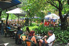Coffee and Jazz in Savassi, Belo Horizonte
