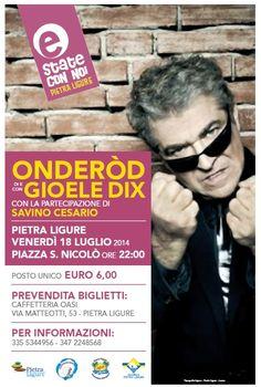 #pietraligure #events #summer #2014 #visitriviera #visitpietraligure #liguria