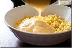 Haven't tried yet, This looks like an easy way to make home made macaroni and cheese