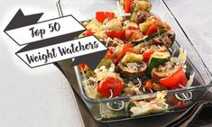 Top The Most Popular Weight Watchers Recipes Chefkoch.de - Browse through our most popular recipes for the Weight Watchers program for light cakes, fillings f - Stuffed Peppers Healthy, Weight Watchers Pancakes, Weight Watchers Meals, Programme Weight Watchers, Wight Watchers, Pancake Healthy, Healthy Eating, Light Cakes, Pastries