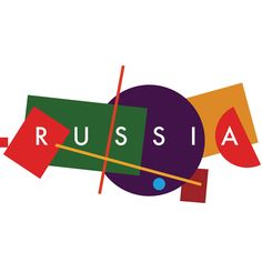 A team of five designers has created a new brand identity for Russia's tourist board, which references the graphic style of suprematist artworks