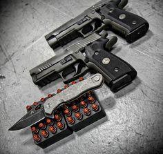 Sig Sauer Legion P226 P229 Find our speedloader now! http://www.amazon.com/shops/raeind
