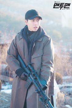 [5회] 잡기 위해 이동 중입니다 Park Hae Jin in Man To Man  박해진 맨투맨