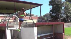 Outdoor Bikini Body Workout #kaylaitsines #bikinibodyworkout