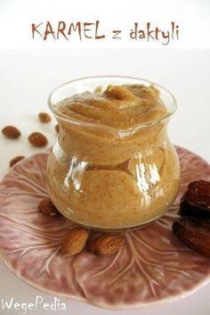 karmel z daktyli Healthy Deserts, Healthy Cake, Healthy Sweets, Candy Recipes, Sweet Recipes, Dessert Recipes, Desserts Sains, Gluten, Tasty