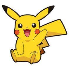 Now I'm not really into Pokémon, but Pikachu is adorable. Pikachu Pikachu, Image Pikachu, Pikachu Tattoo, Pikachu Drawing, Cute Pokemon Wallpaper, Cute Cartoon Wallpapers, Kon Bleach, Pikachu Coloring Page, Pokemon Photo