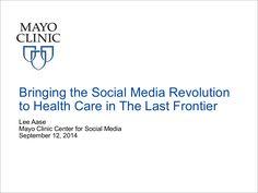 12 presentation to the Alaska State Hospital and Nursing Home Association Annual Conference Social Media Training, Public Health, Revolution, Health Care, Presentation, Bring It On, Medical, Medicine, Med School