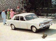 Ford Zodiac Mk 4