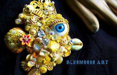 The Fantastic Bead Mosaics© Sealife Mini Series The by bluemoose