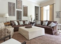 Unique Living Room Paint Ideas Brown Couches Pin And More On Rooms Throughout Inspiration