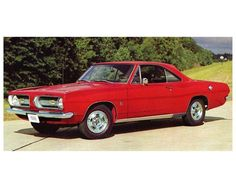 Plymouth Barracuda - 1968