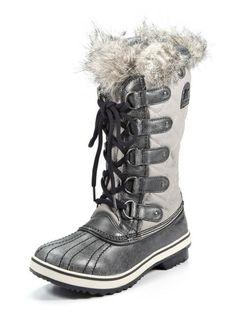 Sorel Boots -- my favorite!