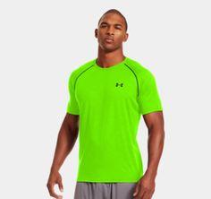 fba886085e85 Men s UA Tech™ Patterned T-Shirt