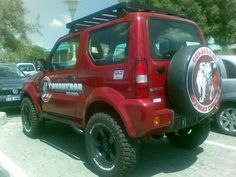Conquerer Jimny Samurai, Jimny Sierra, Jimny Suzuki, Offroad, Monster Trucks, Vehicles, Beach, Style, Shopping