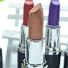 Fashionable Cool Colors Lip Gloss Lipstick - GOLDEN