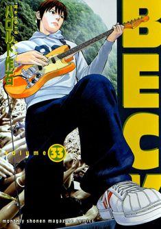 Real Anime, Old Anime, Beck Manga, Manga Art, Manga Anime, Character Art, Character Design, Manga Covers, New Poster