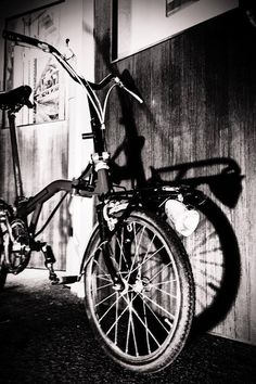 0e8af34ccbb A rare Brompton MK1 with Frame No. 027 from the first 30 Bromptons ever made