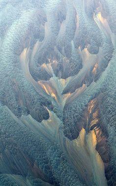 2 | Aerial Photos Capture Iceland's Hypnotizing Rivers | Co.Design | business + design