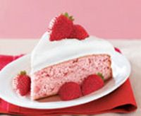 Fresh Strawberry Cake Recipe - Strawberry Cake From Scratch - Country Living